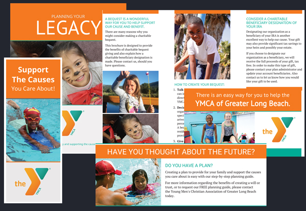 YMCA of Greater Long Beach's Award Winning Literature